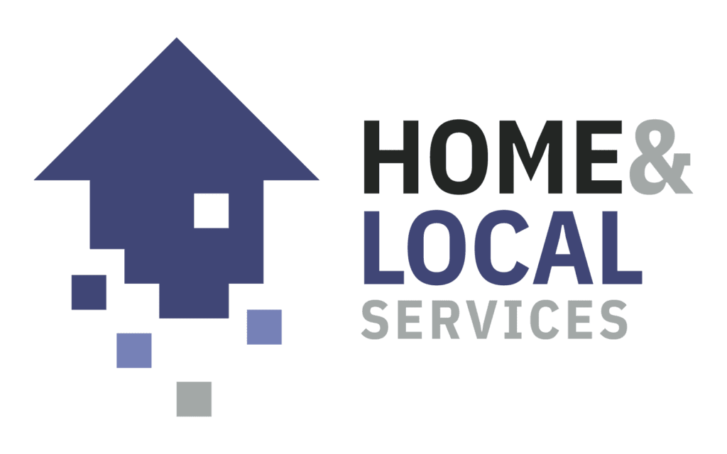 Home & Local Services logo stacked - Customer Reviews & Testimonials