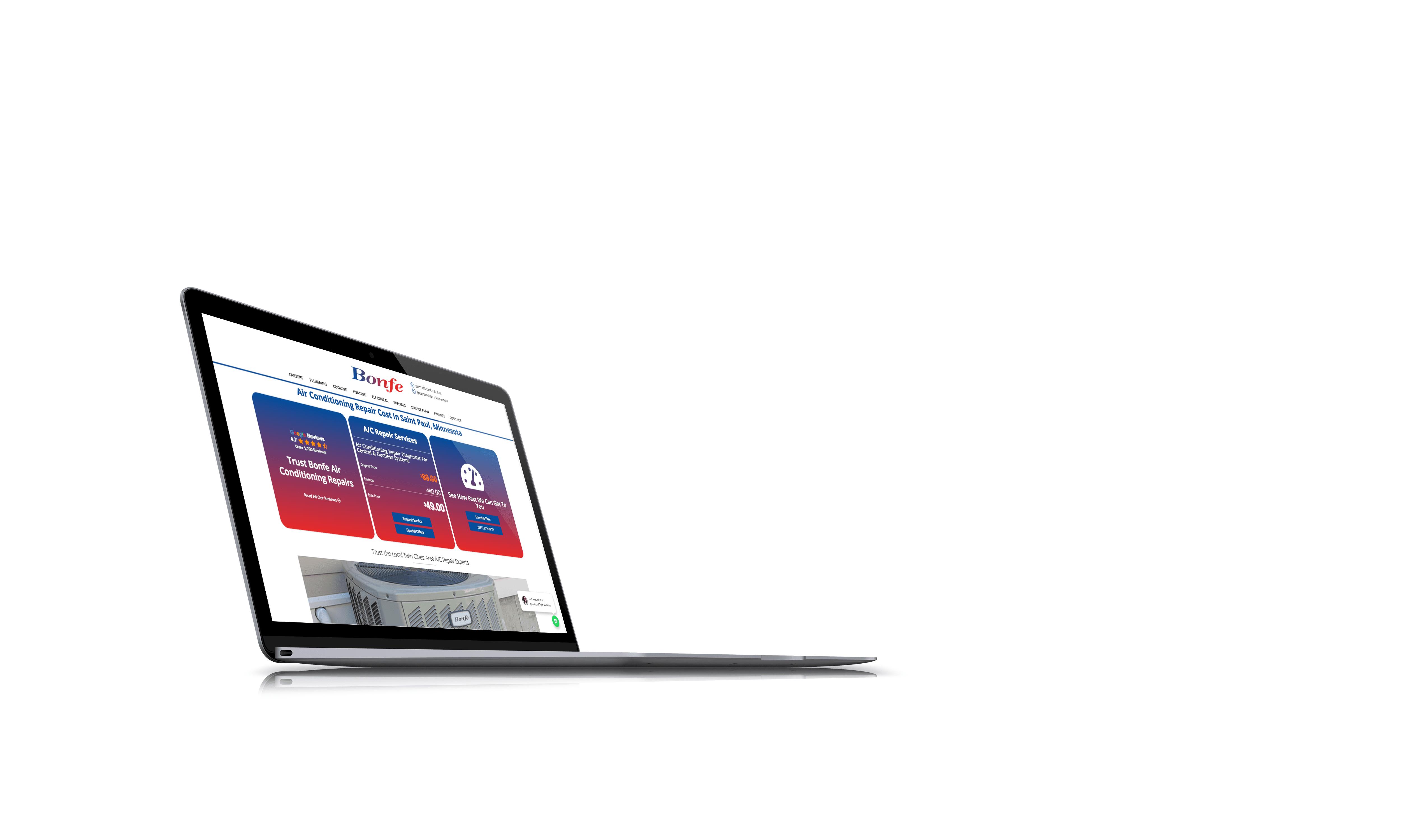 Bonfe laptop - Home & Local Services