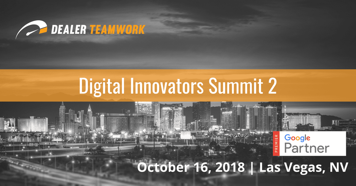 Digital Innovators Summit 2 – Las Vegas, NV