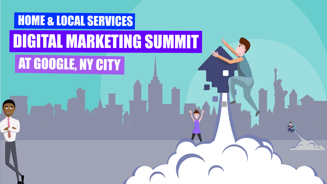 Google Digital Marketing Summit